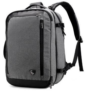 Мужской рюкзак-трансформер 3в1 Arctic Hunter B00210 для бизнеса и путешествий, 32л
