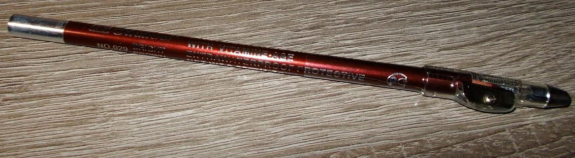 Карандаш для губ с точилкой ExtraWaterpoof №029 bright brown