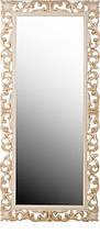 Зеркало настенное Версаль 1800х800 крем-золото, фото 3
