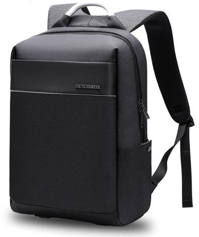 """Стильный деловой рюкзак Arctic Hunter B00218 для ноутбука до 15,6"""" и планшета до 9,7"""", влагозащищённый, 23л"""