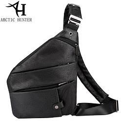 Удобная сумка-кобура с одной лямкой через плечо для бизнеса и путешествий Arctic Hunter XB00041