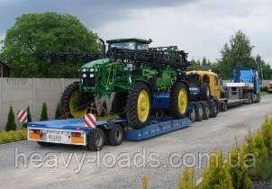 Грузоперевозки из Германии - Международная транспортная компания ALAVES. Перевозки грузов в Днепре