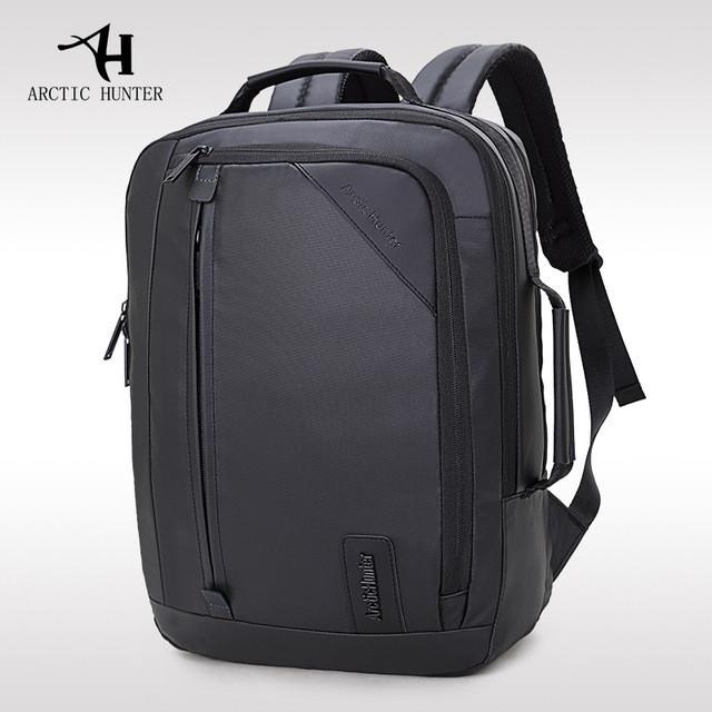 """Универсальный влагозащищённый рюкзак-брифкейс 4в1 для ноутбука до 15,6"""" Arctic Hunter 1500346, 20л"""