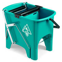 Ведро для уборки с роликовым отжимом, фото 1