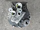 Компрессор кондиционера Рено Сценик 2 / Меган 2  2.0 16V Delphi б/у, фото 2