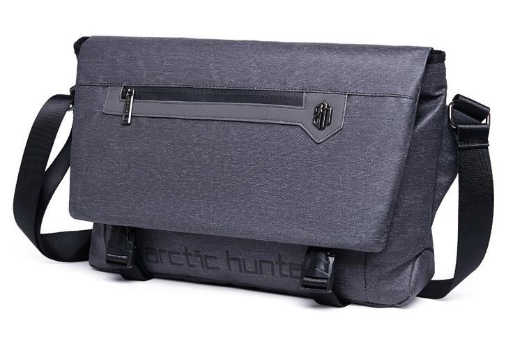 Удобная влагозащищённая сумка через плечо Arctic Hunter K00052