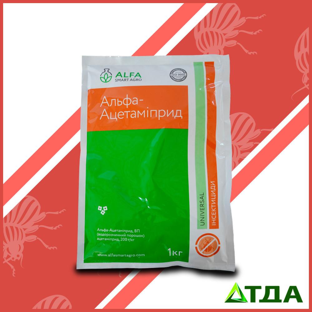 Инсектицид Альфа-Ацетамиприд (Моспилан)