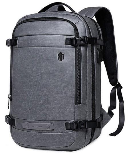 Дорожный рюкзак для ноутбука Arctic Hunter B00261, влагозащищённый, 24л