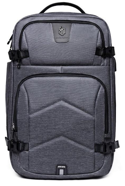 Дорожный рюкзак для путешествий Arctic Hunter B00262, влагозащищённый, 24л