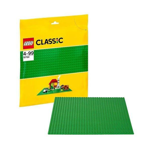 Базовая пластина LEGO Classic зеленая(25х25см)