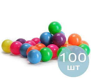 Набор шариков для бассейна  100 шт.