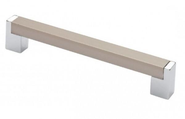Ручка мебельная Ozkardesler 14.231-06/06 NIL 224мм Хром/Хром
