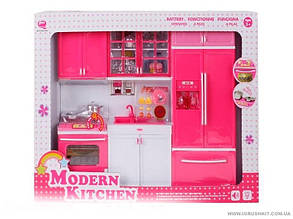 Игровая кухня для куклы Барби