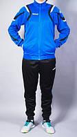 Костюм тренировочный (сине-черный) Europaw SEL