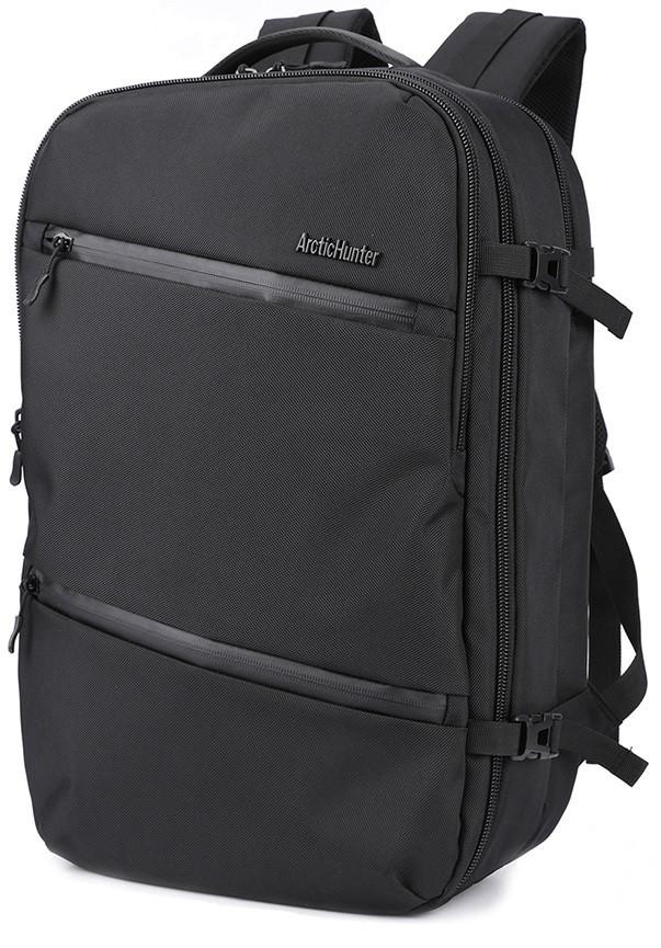 Дорожный рюкзак для путешествий Arctic Hunter B00184, влагозащищённый, 29л