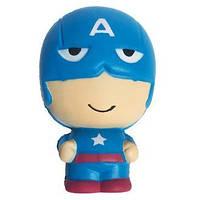 Игрушка-антистресс Сквиши Squishy Капитан Америка