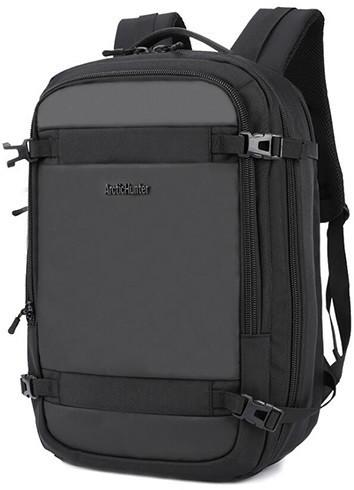 """Дорожный рюкзак Arctic Hunter B00188 для ноутбука до 17.3"""", влагозащищённый, 24л"""