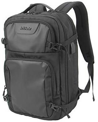 """Дорожный рюкзак Arctic Hunter B00191 для ноутбука до 19"""", влагозащищённый, 29л"""
