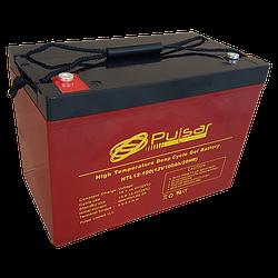 Гелевый аккумулятор Pulsar HTL12-85