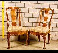 Пара стульев . Антик, фото 1