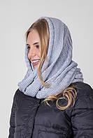 Жіночий шарф-накидка