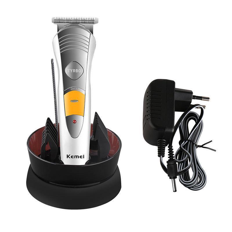 Триммер, стайлер, набор для стрижки волос и бороды Kemei KM-582