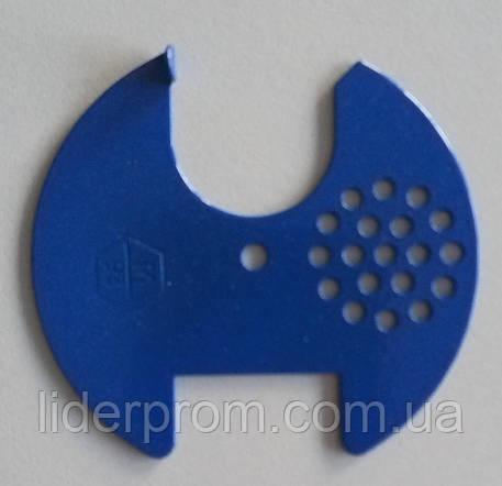 Льотковий загороджувач ,метал с полімерним покриттям, d - 70 мм. Льоток круглий., фото 2
