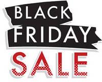 Черная пятница - не пропустите распродажу!