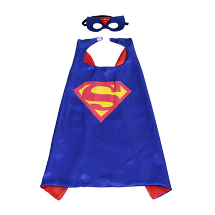Новорічний костюм Супермен (халатик)