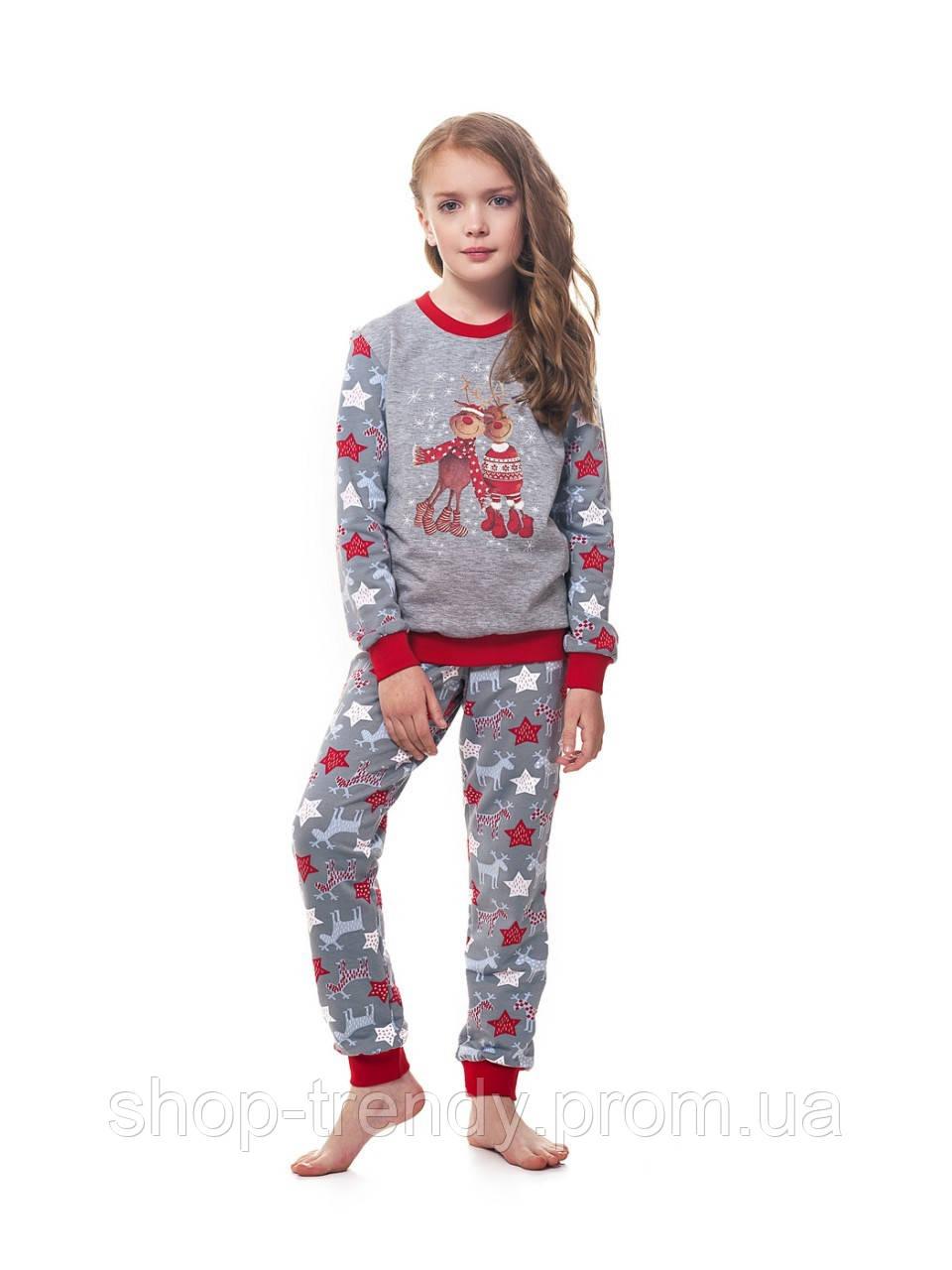 ef41d10b74c3 Детская пижама для девочек (Кофта и штаны) Ellen - купить по лучшей ...