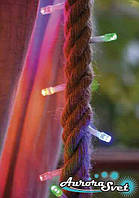 LED гірлянда мотузка 120 світлодіодів. Світлодіодна гірлянда. Гірлянда LED. Виробництво Франція.