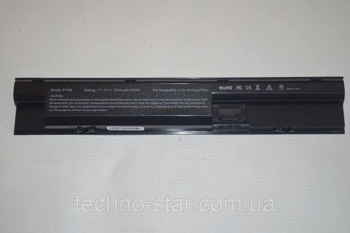 Аккумулятор HP FP06 HSTNN-IB4J HSTNN-UB4J HSTNN-W93C HSTNN-W95C HSTNN-W97C HSTNN-W99C ProBook 440 450 470