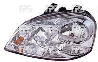 Фара левая Chevrolet Lacetti (Шевроле Лачетти)