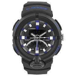 Часы наручные C-SHOCK GA-500 Black-Blue, Box