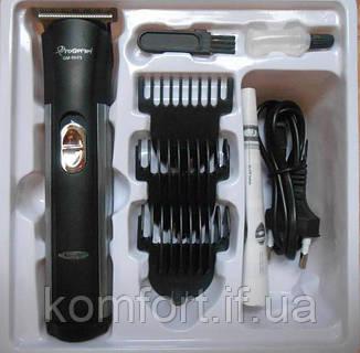 Аккумуляторная машинка для стрижки волос Gemei GM-6043, фото 2