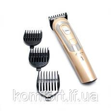 Машинка для стрижки волос Gemei GM-6112 Аккумуляторная, фото 2