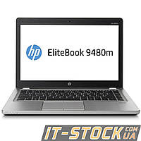 "Ноутбук HP EliteBook Folio 9480m (14""/i7-4600U/8Gb/120 SSD) бу"