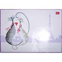 Подложка настольная Leo L5913 50*35 см Glamourrr cats