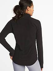 Спортивная женская толстовка Old Navy размер M флисовая кофта толстовки женские 10810022, фото 2