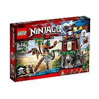 Конструктор LEGO Ninjago Остров тигриных вдов 70604