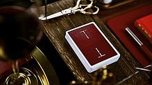 Карты игральные   New T Playing Cards (Red), фото 2