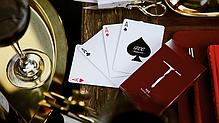 Карты игральные   New T Playing Cards (Red), фото 3
