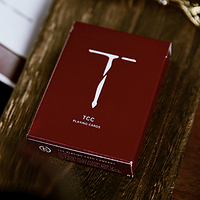 Карты игральные | New T Playing Cards (Red)