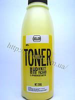 Тонер Yellow IPS-COLOR для HP CLJ 4600 / 4650 / 5500 / CP4025 (200 гр)