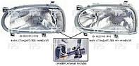 Фара левая Фольксваген Гольф 3 Volkswagen GOLF 3