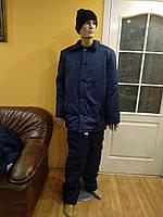 Куртка и штаны ватные