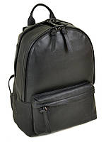 Рюкзак Городской черный кожаный BRETTON BE 2004-1 black, фото 1