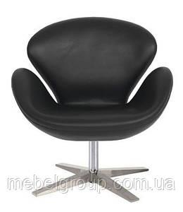 Кресло мягкое СВ черное