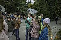 Квест на день Рождения ребенку в Киеве от Склянка мрiй