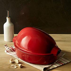 Посуда для запекания птицы, Emile Henry Керамическая сосуд2270